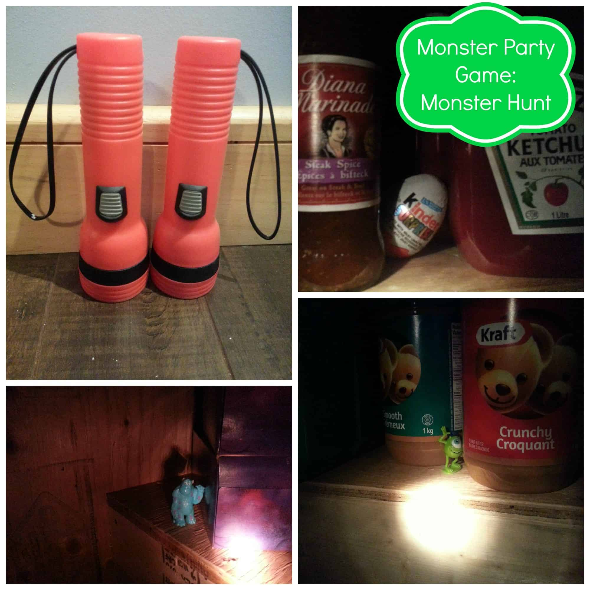 Monster Party Games