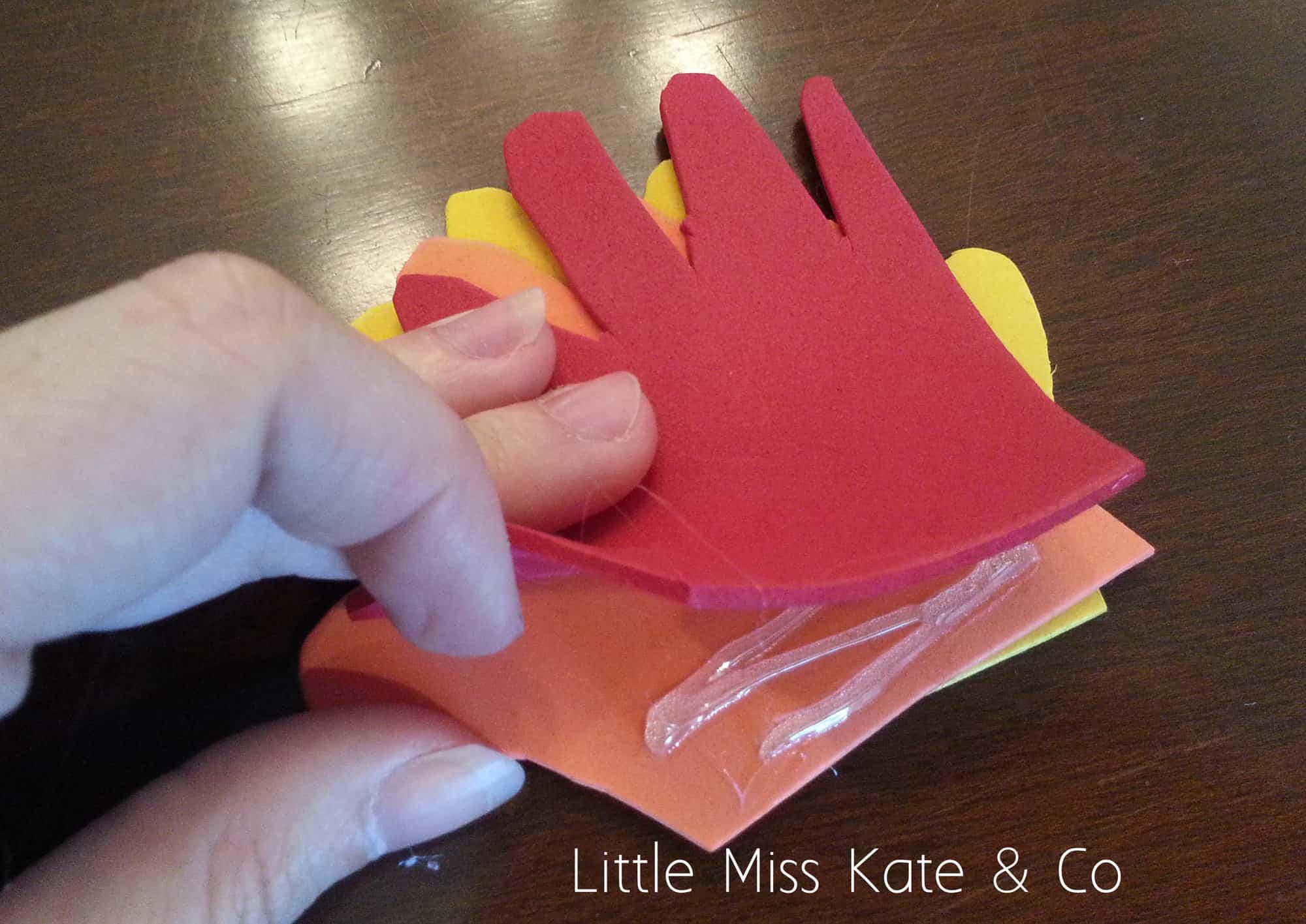 Preschool Thanksgiving craft ideas