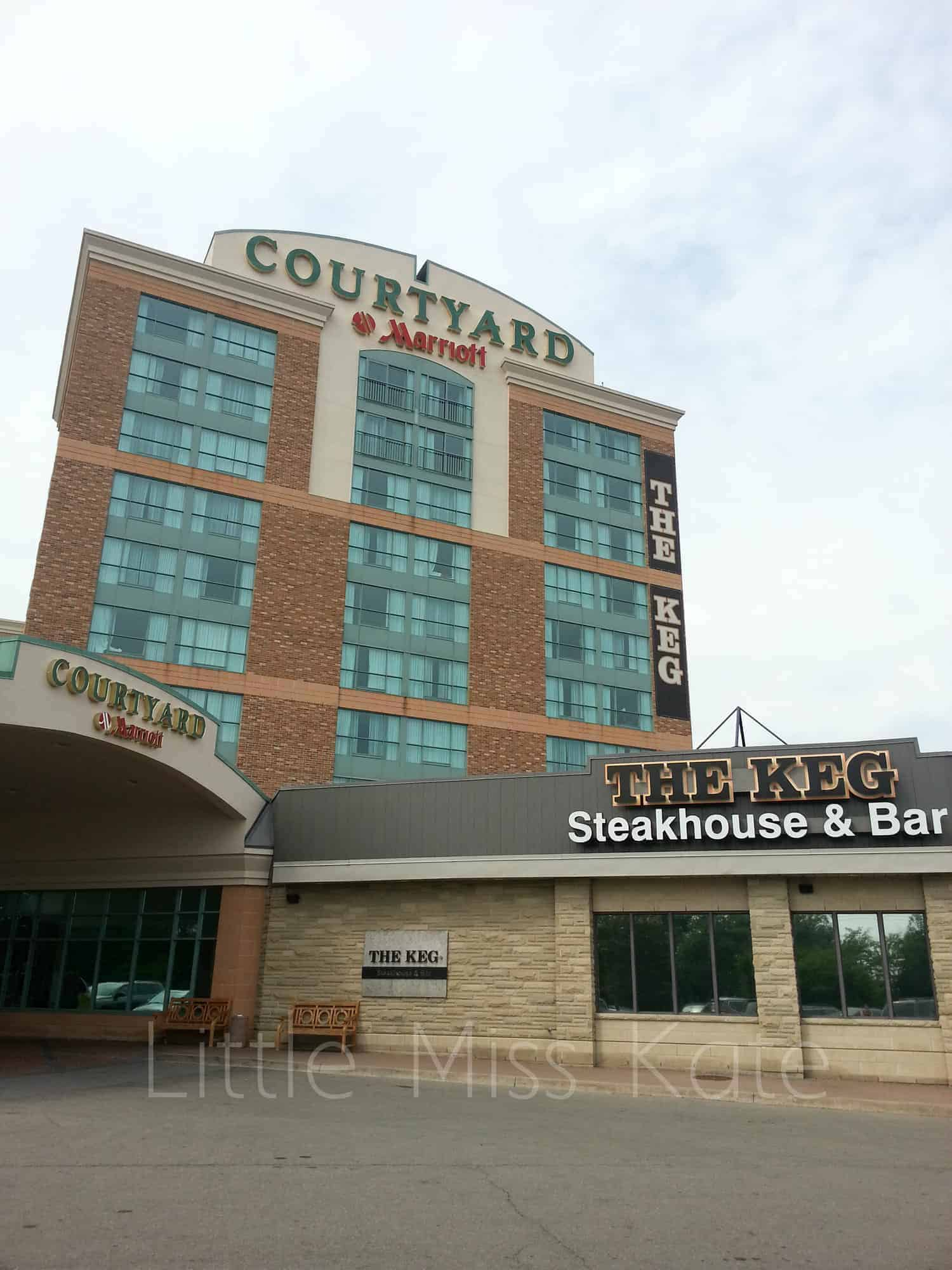 Niagara Falls Courtyard Marriott