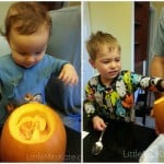 Pumpkin carving 3
