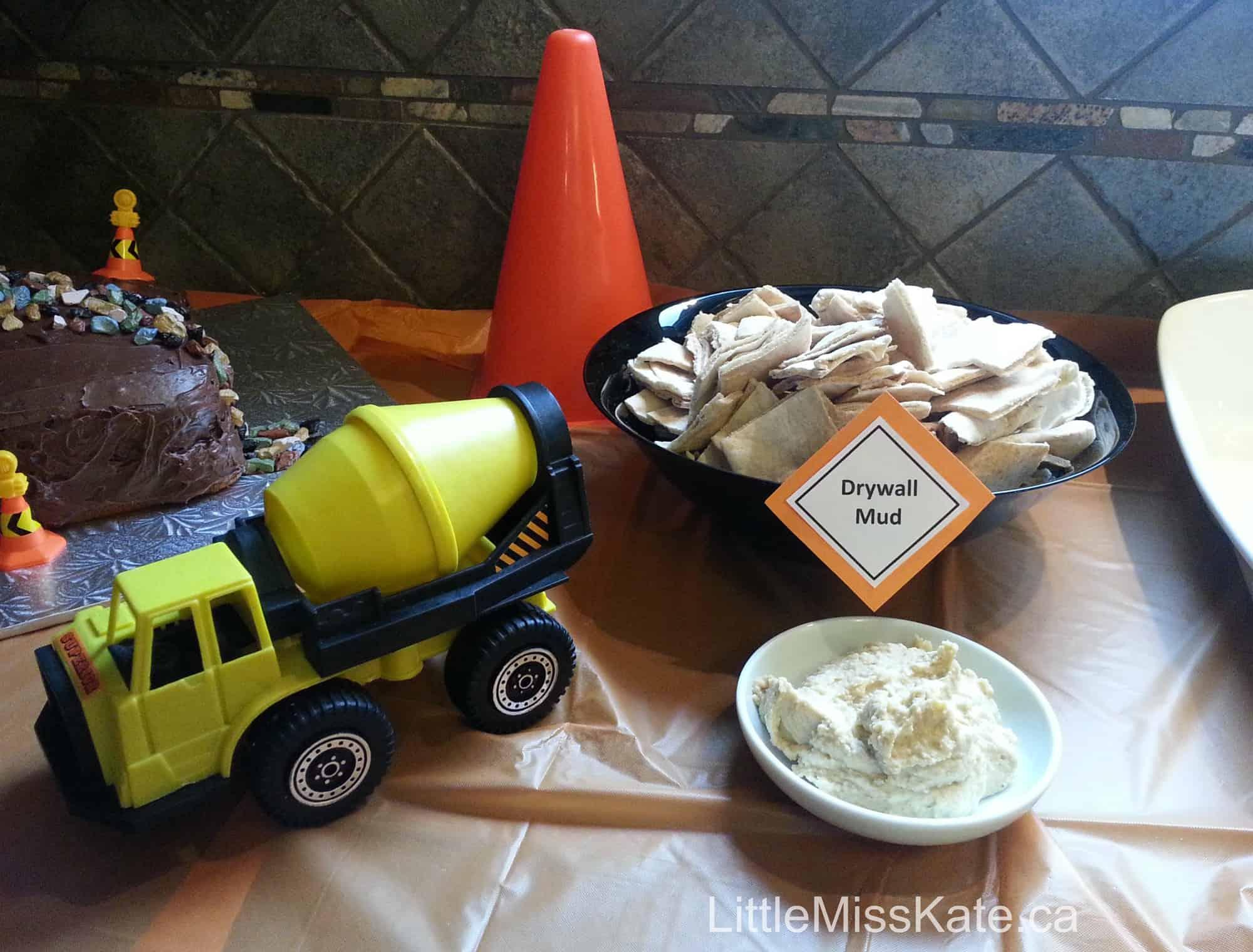 construction birthday party food ideas 6