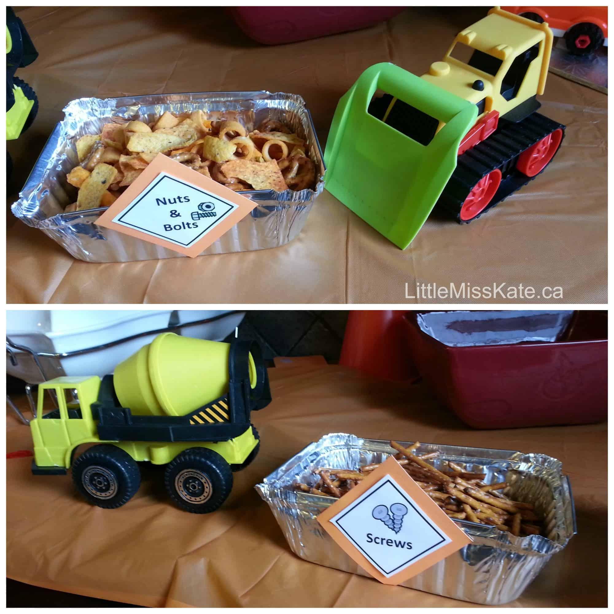 construction birthday party food ideas 7
