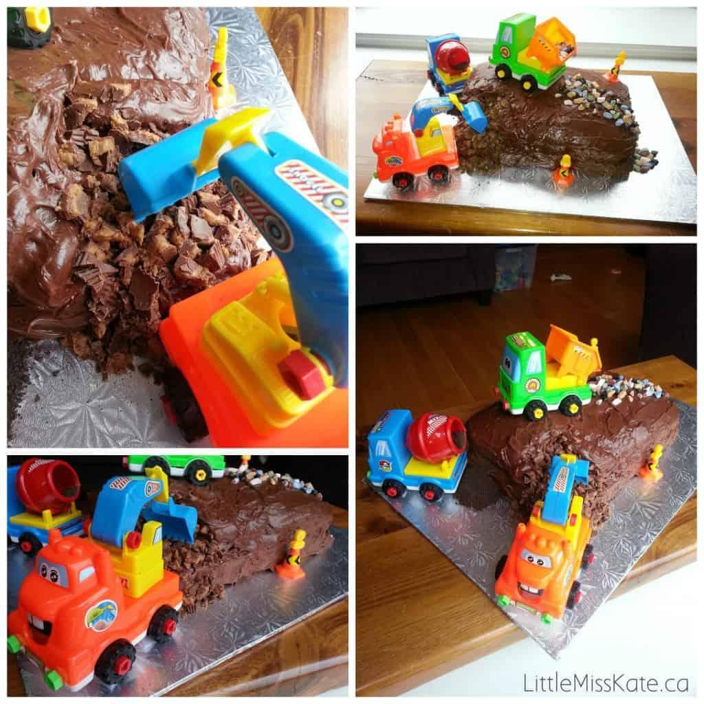 construction party birthday cake 5