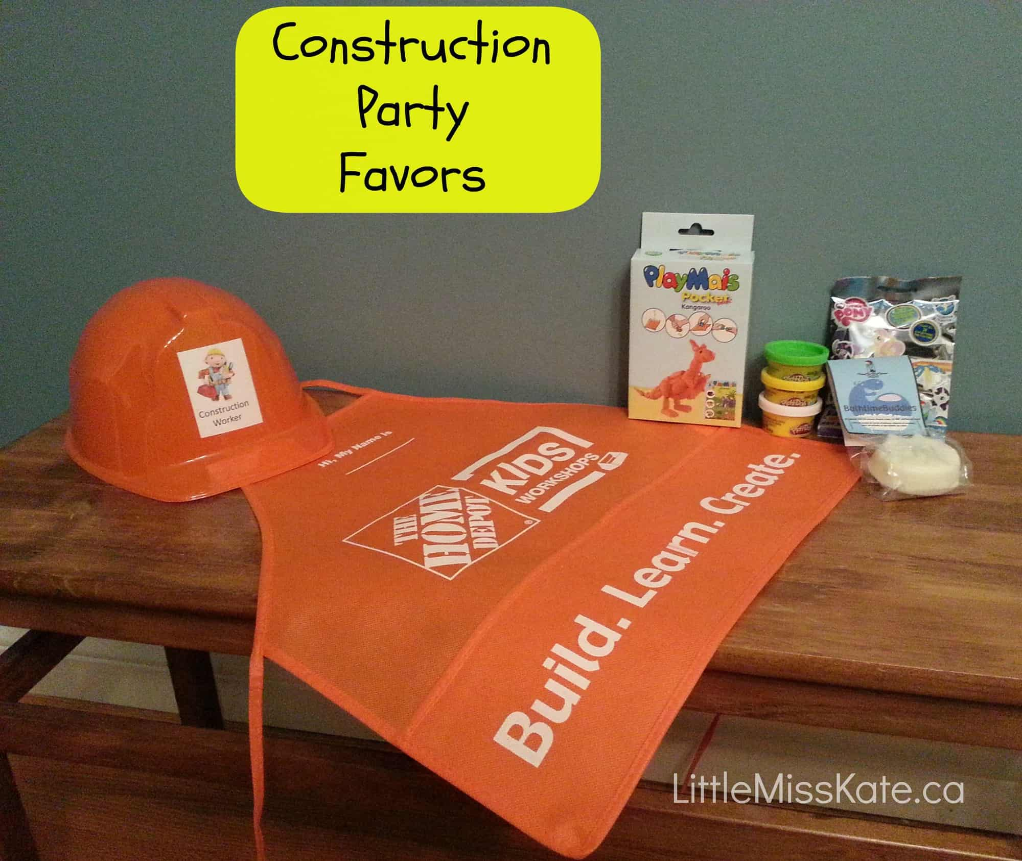Construction Themed Craft Ideas