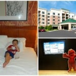 Our Home Away From Home at the Courtyard Marriott Philadelphia Langhorne {Review}