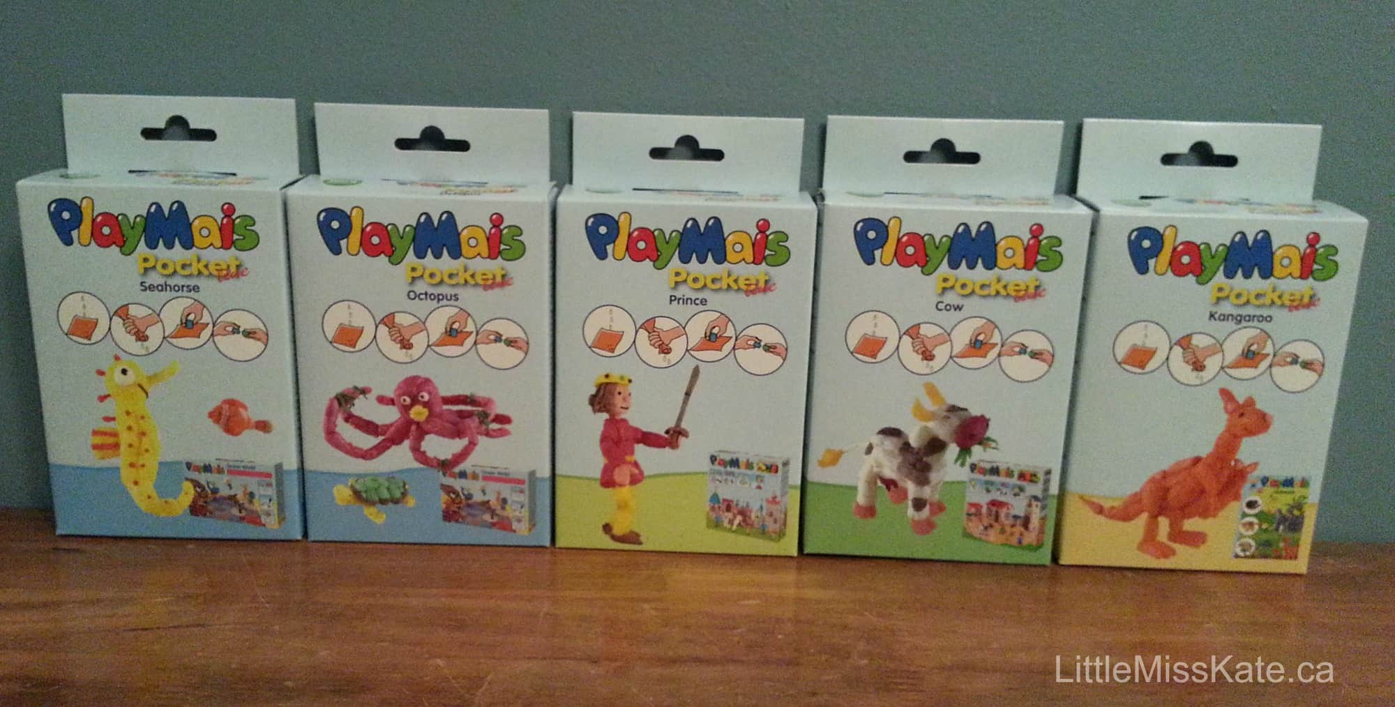 playmais pocket good bag box