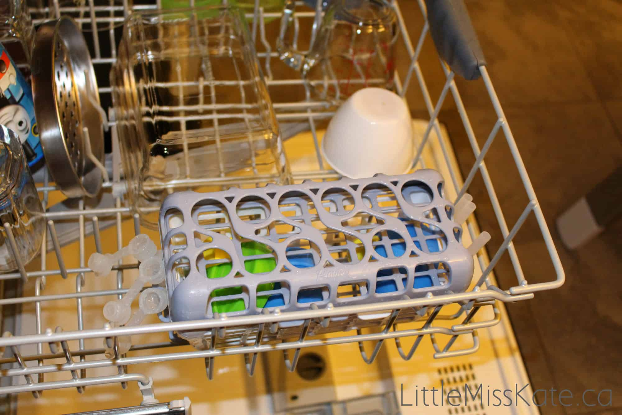 Playtex SmartSpace Dishwasher Basket straws