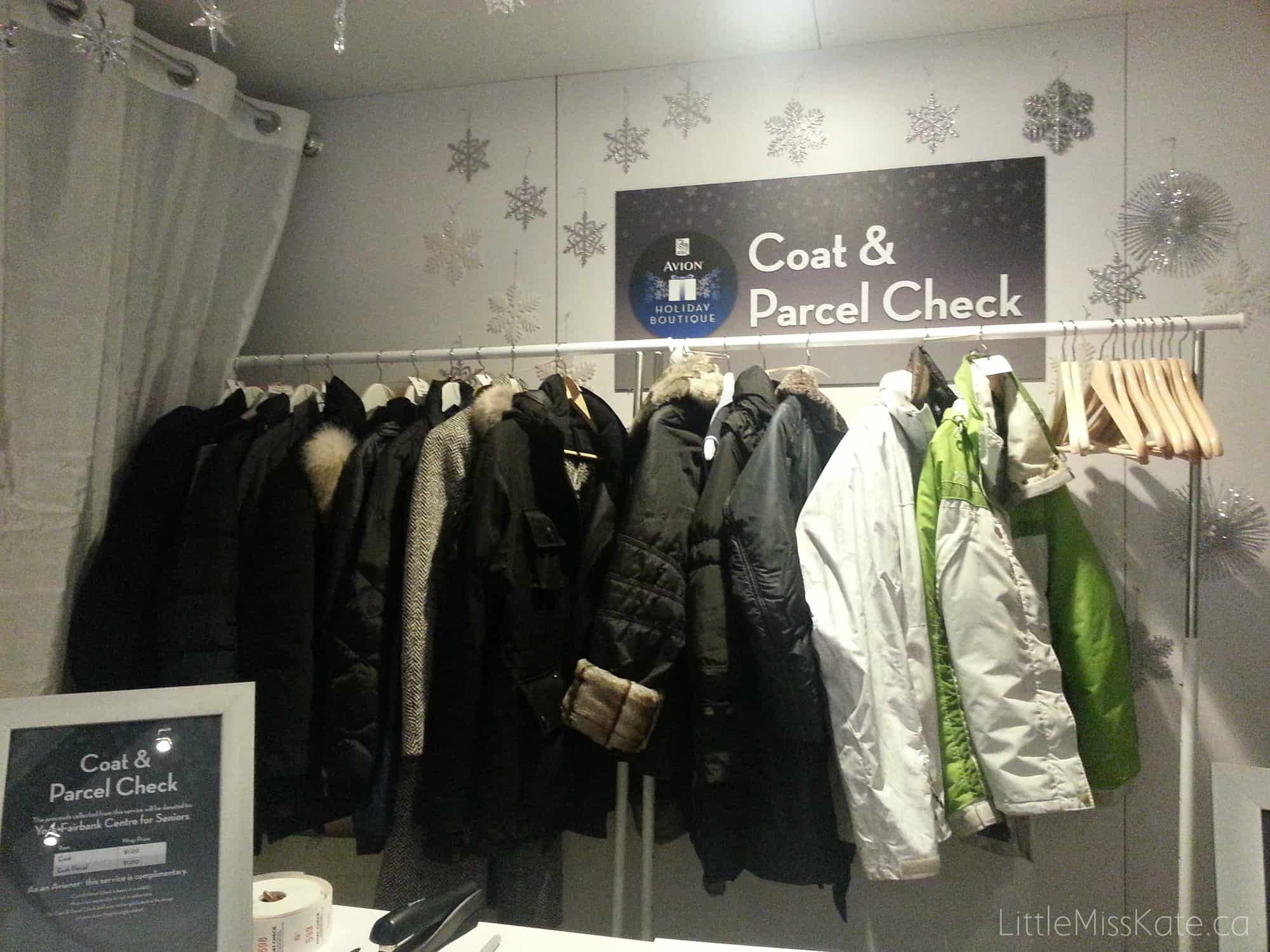 RBC Avion Holiday Boutique Yorkdale 3