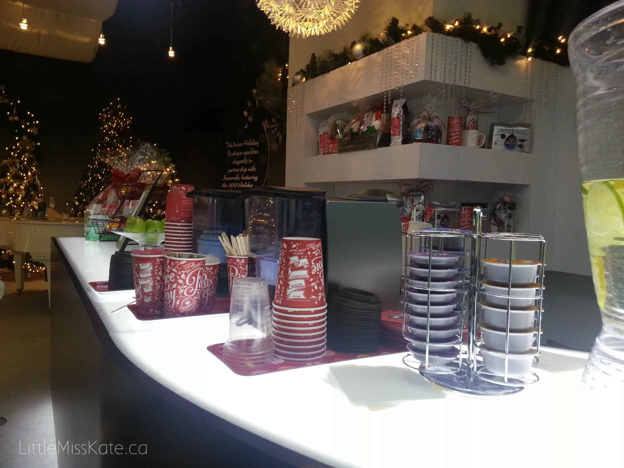 RBC Avion Holiday Boutique Yorkdale