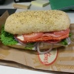 Taking a Break From Making Lunches with Tim Hortons Extreme Italian Sandwich {Giveaway}