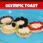 A Breakfast of Olympic Proportions – Olympic Toast
