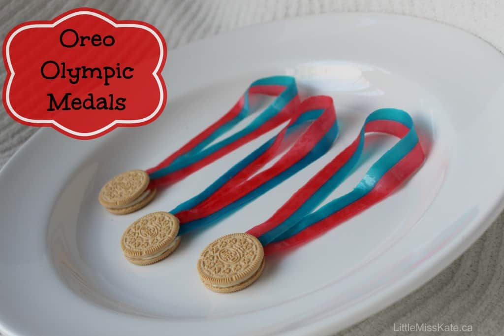 Oreo Olympic Medal 3