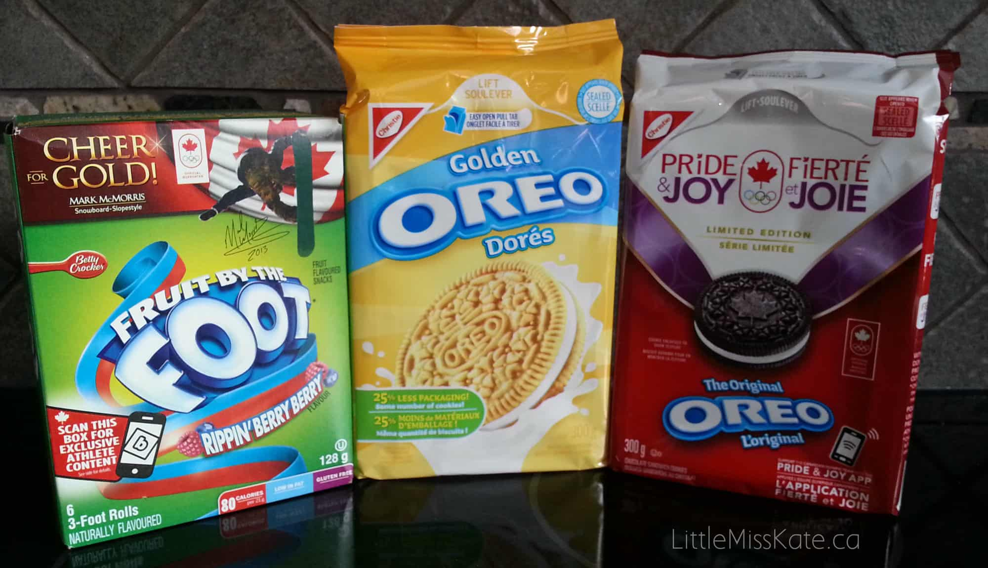 Olympic Crafts For Kids - Edible Oreo Olympic Medals