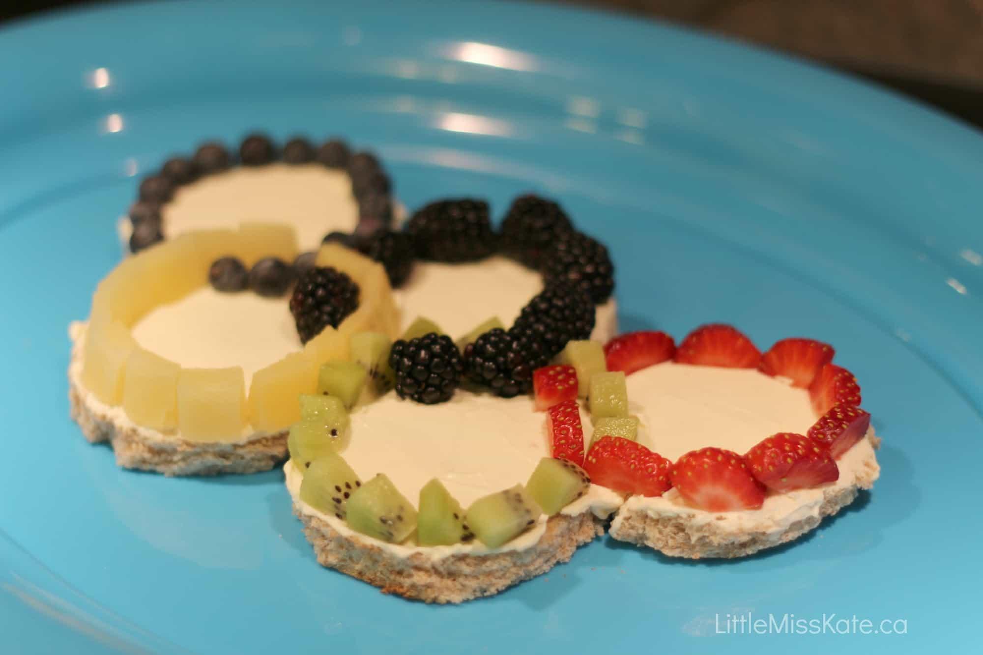 olympic food ideas Olympic Toast 3