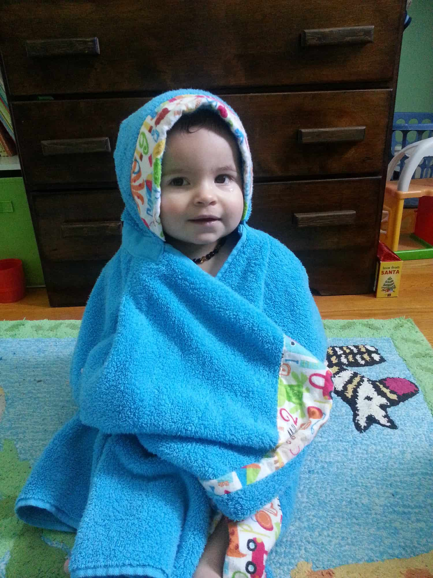 made by hand show handmade hooded towels
