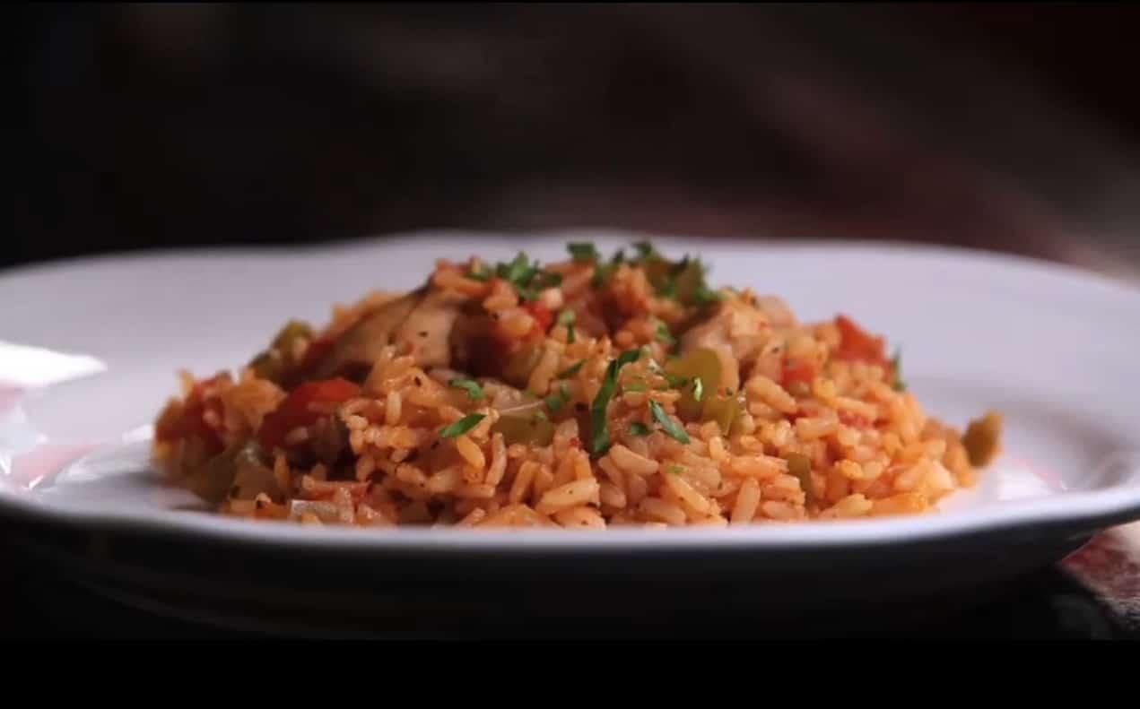 uncle bens - bens beginners - chicken gumbo recipe 2