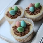 Easter Dessert Ideas: Easy Mini Cheesecake Recipe