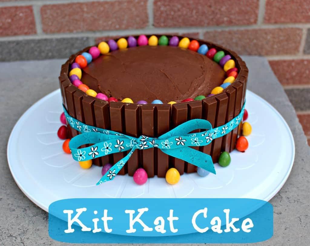 kit kat cake, cake ideas, birthday cake, cake walk, cake raffle