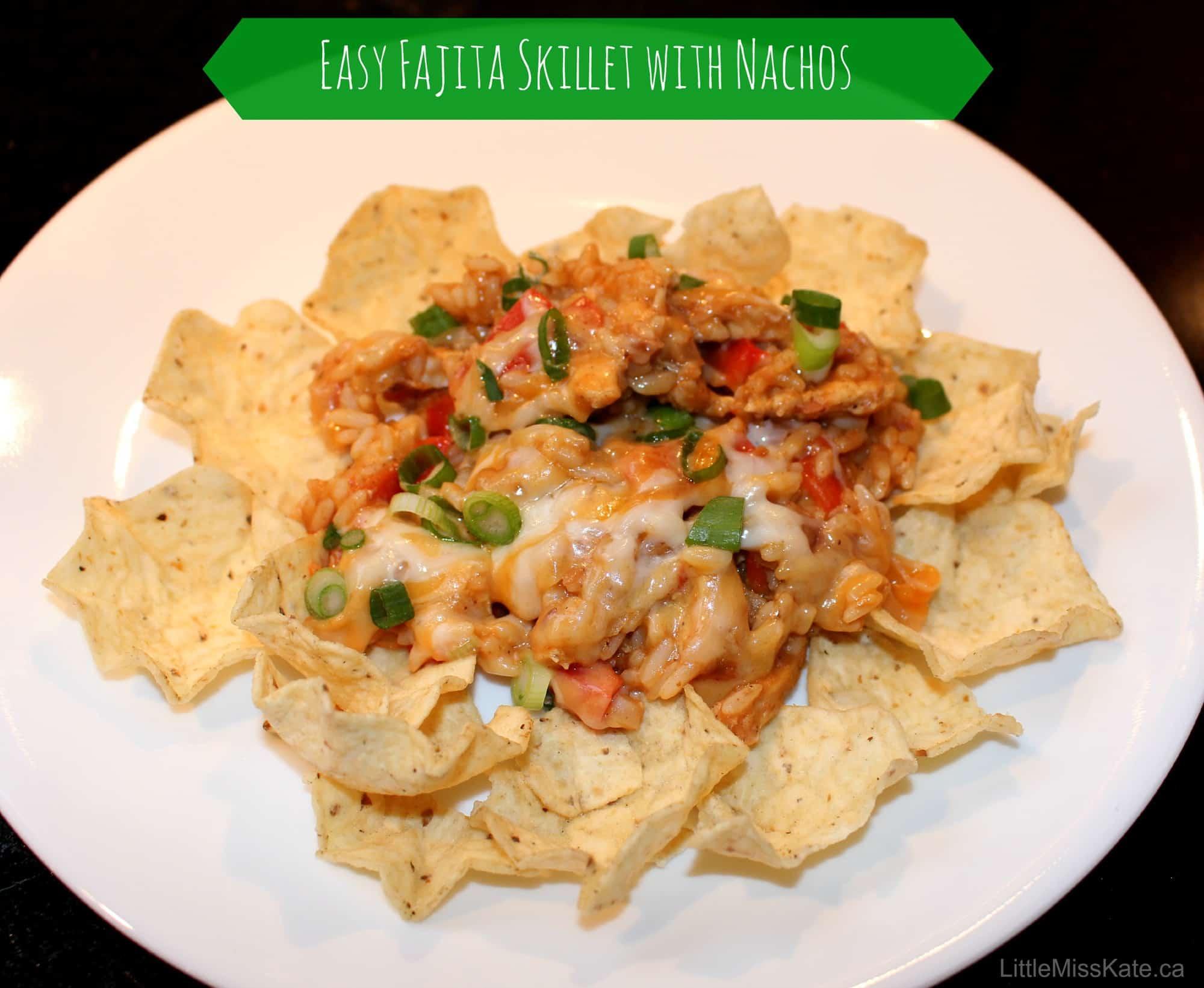 Easy Fajita Skillet Recipe 4