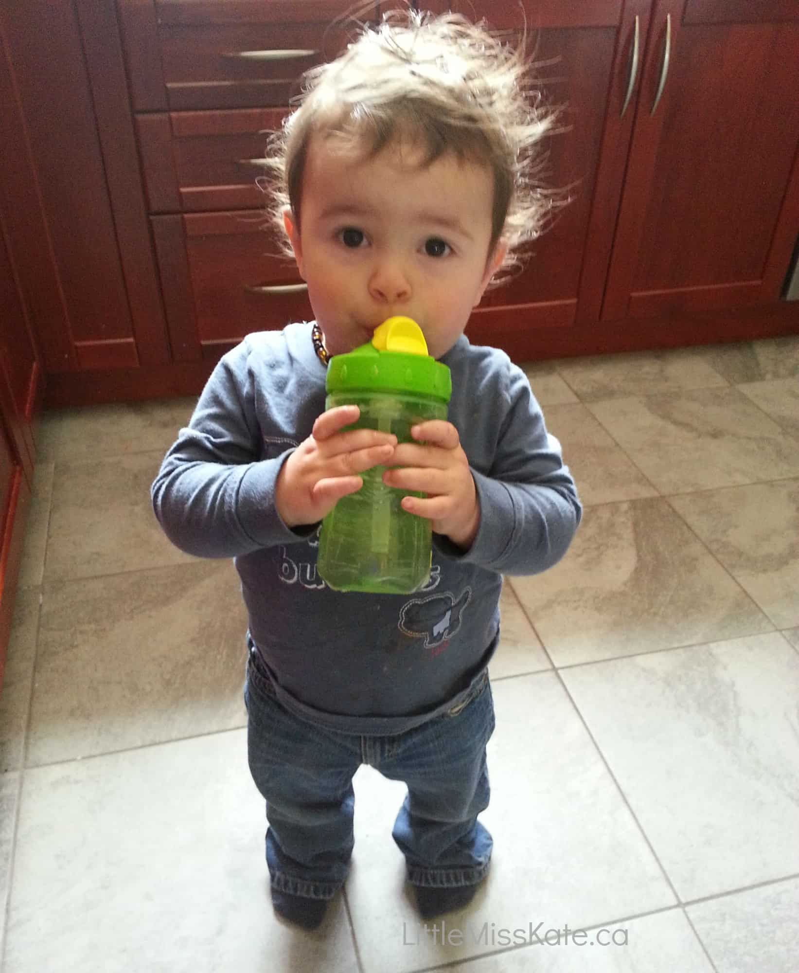 Playtex straw sippy cup review