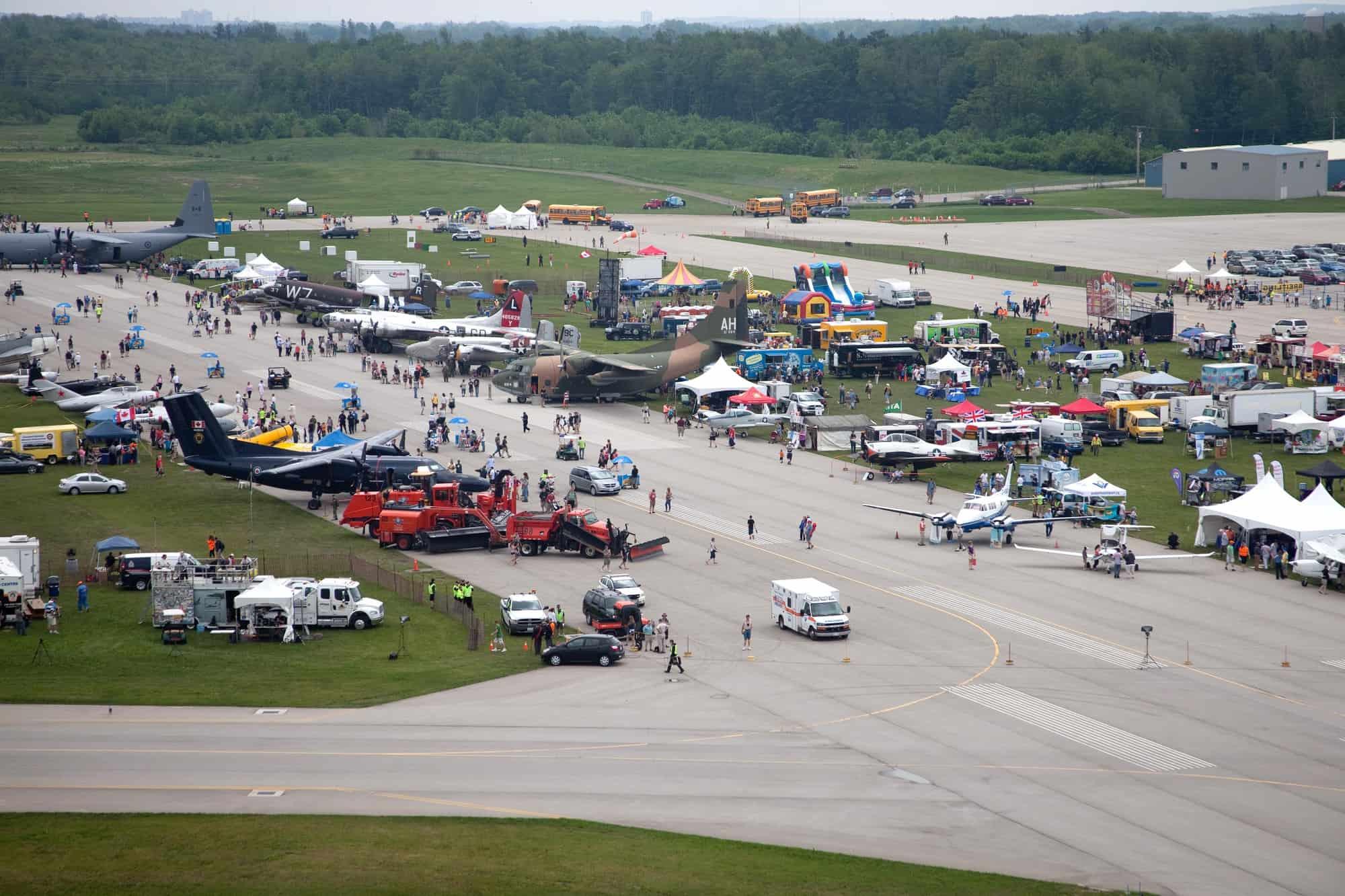 Waterloo Air show 2014