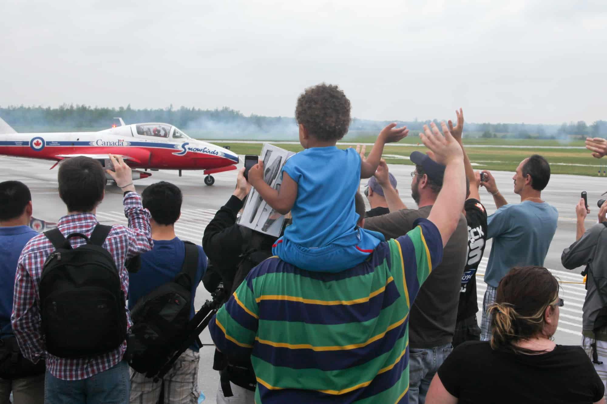 Waterloo Air show 3