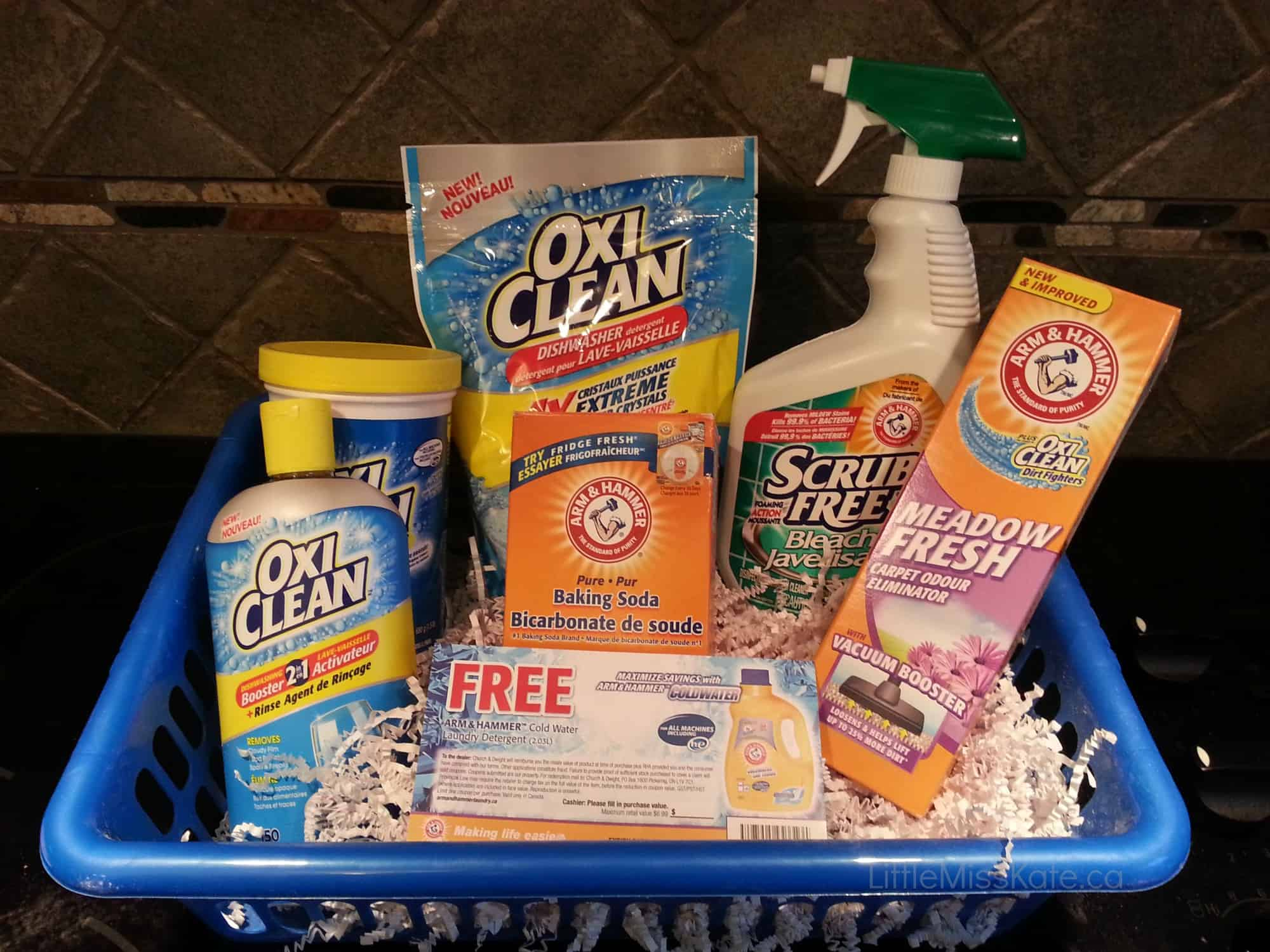 Top 6 Ways To Clean With Baking Soda Giveaway Little