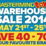 2014 Mastermind Toys Warehouse Sale #MMWhSale {Locals Lounge}
