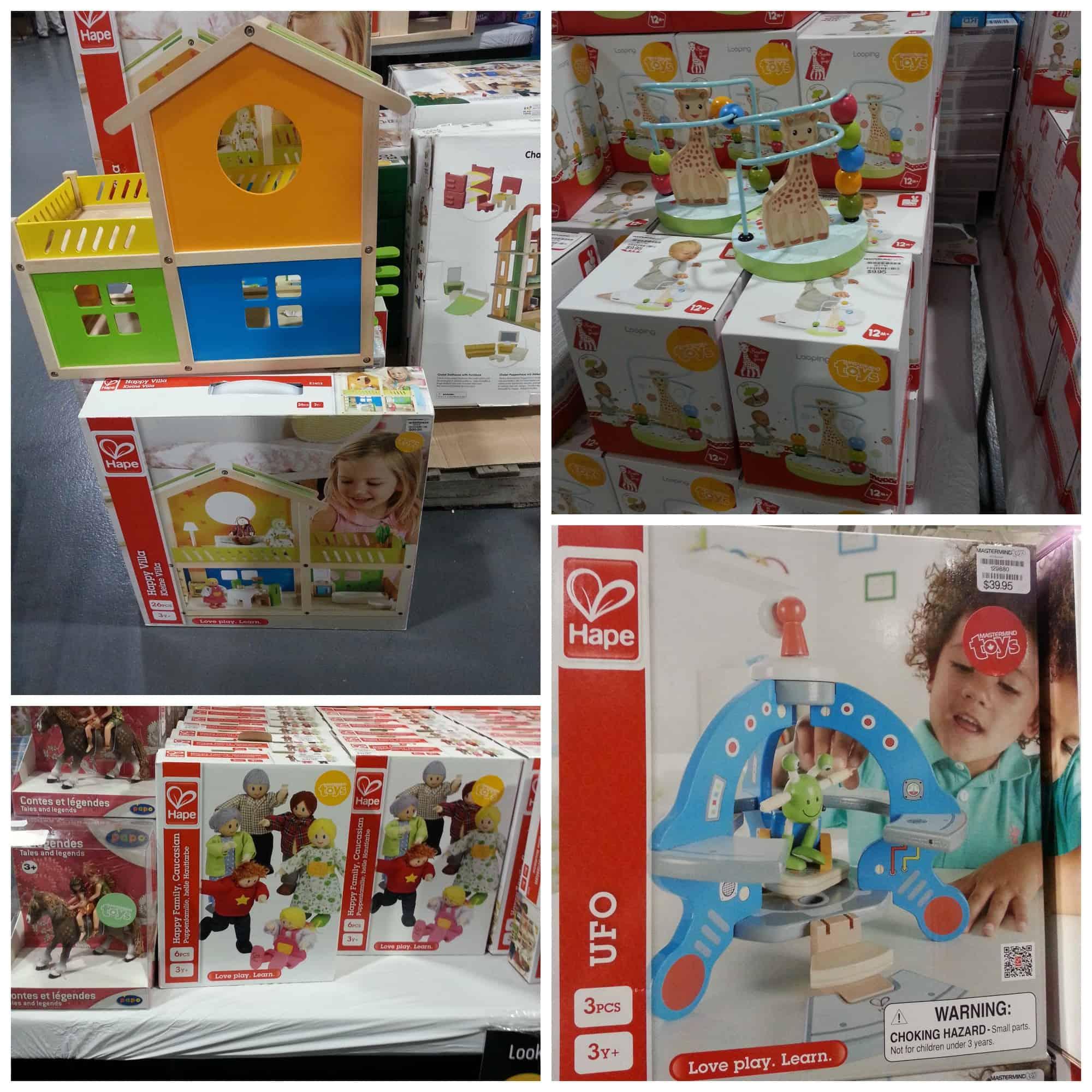 mastermind toys warehouse sale 2014 Hape wodden toys
