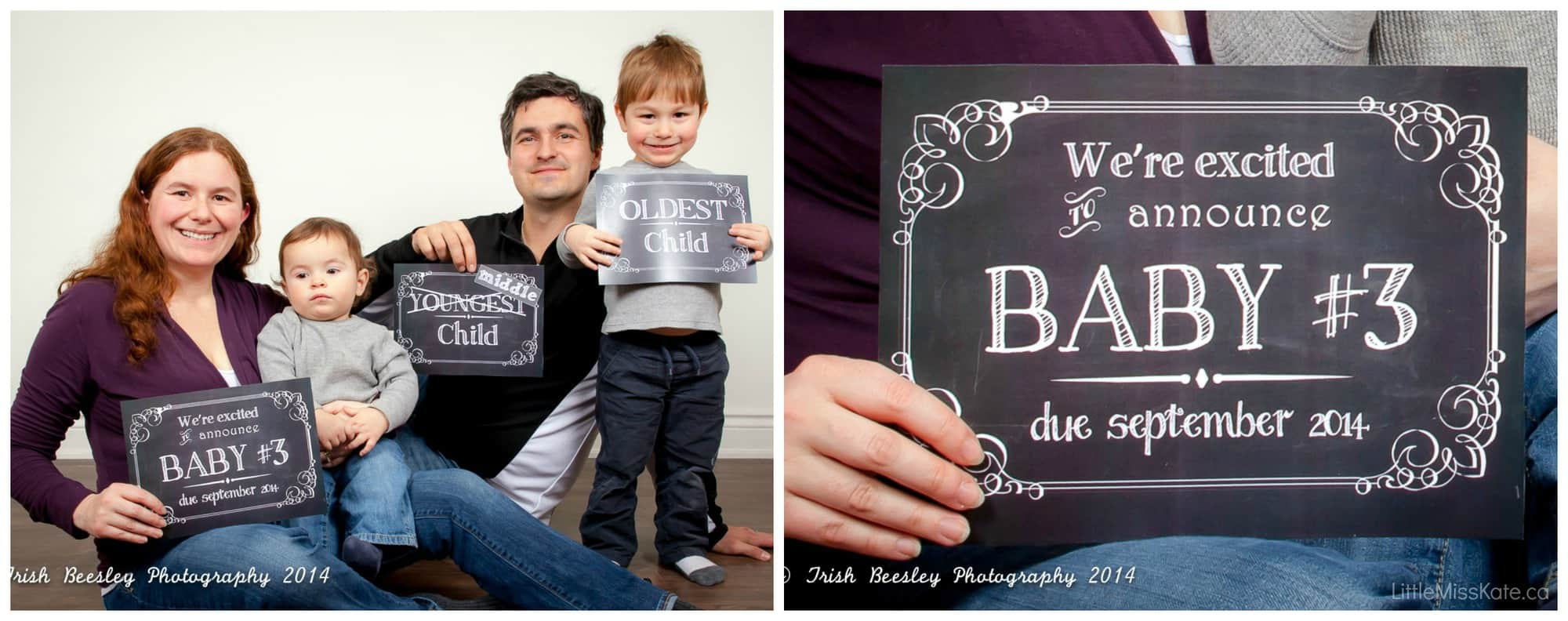 Pregnancy Announcement Ideas Fun Creative Ways to Announce a – Ideas to Announce Baby