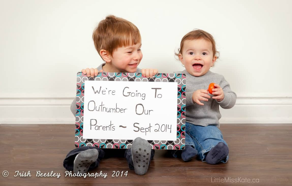baby annoucement