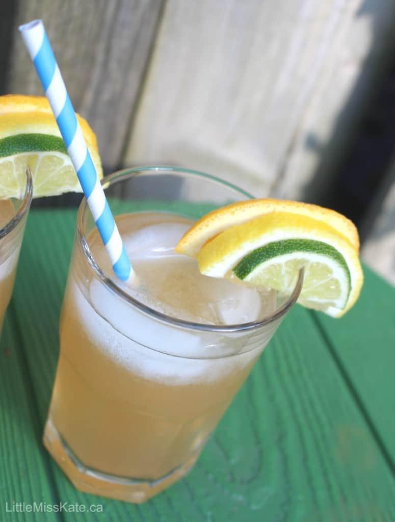 Easy citrus punch recipe