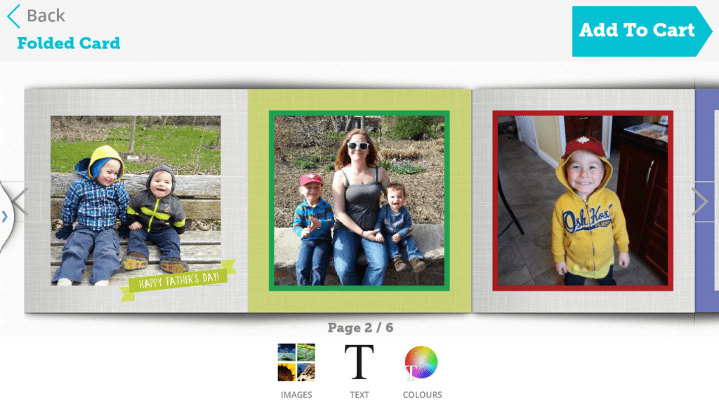 photo fathers day cards blacks