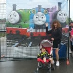 Getting Up Close With Thomas The Tank Engine #DayWithThomas {Giveaway}