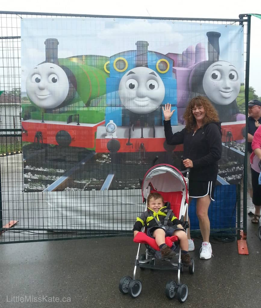 Day out with thomas 2