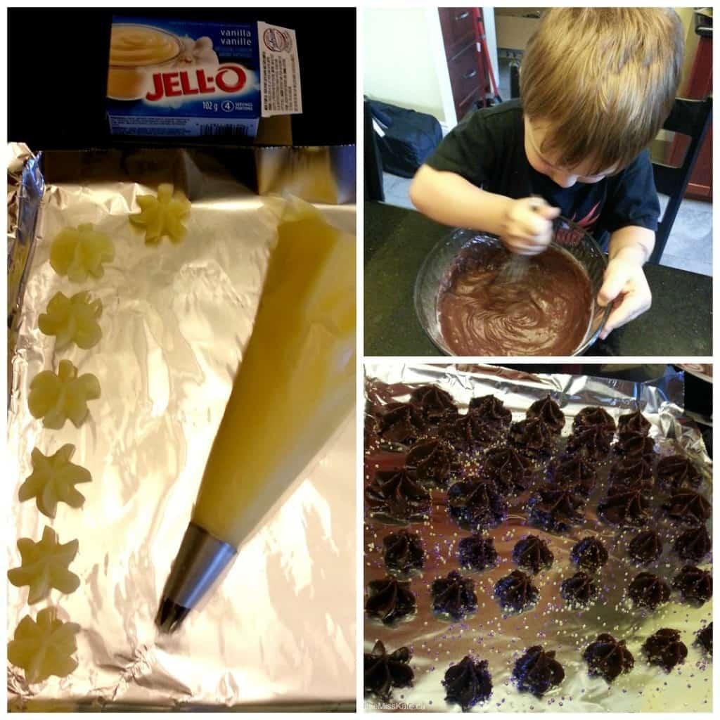 kraft canda food hacks frozen pudding dots