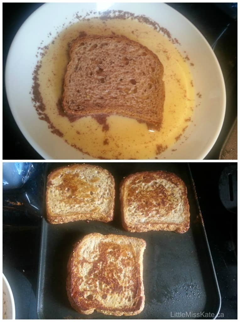 Easy French toast recipe 2