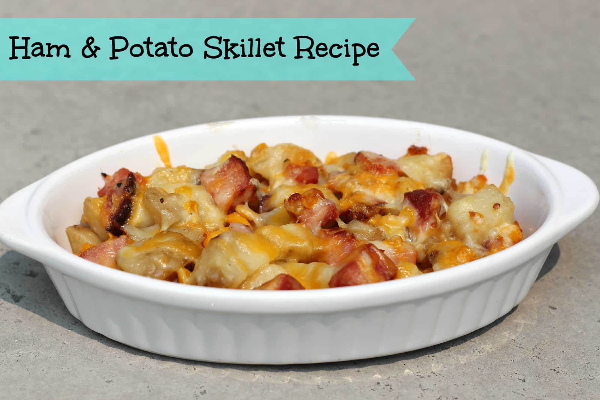 Quick and easy meals ham potato skillet recipe dinnerin15 quick and easy meals ham and potato skillet recipe forumfinder Gallery