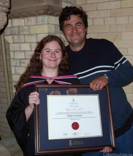 University of Toronto Sickkids Graduation