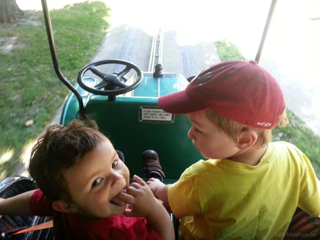 canadas wonderland toddler rides