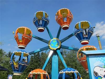Best Rides For Toddlers At Canada S Wonderland Cwthrills