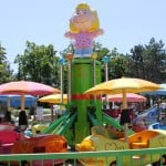 Best Rides for Toddlers at Canada's Wonderland #CWThrills
