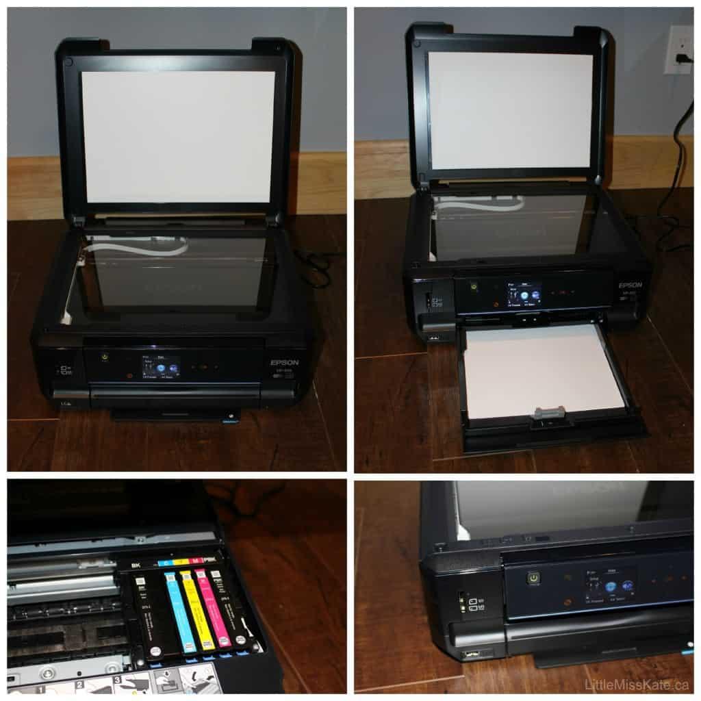 Epson XP-610 Printer Review