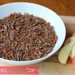 Apple Caramel Fruit Dip Recipe