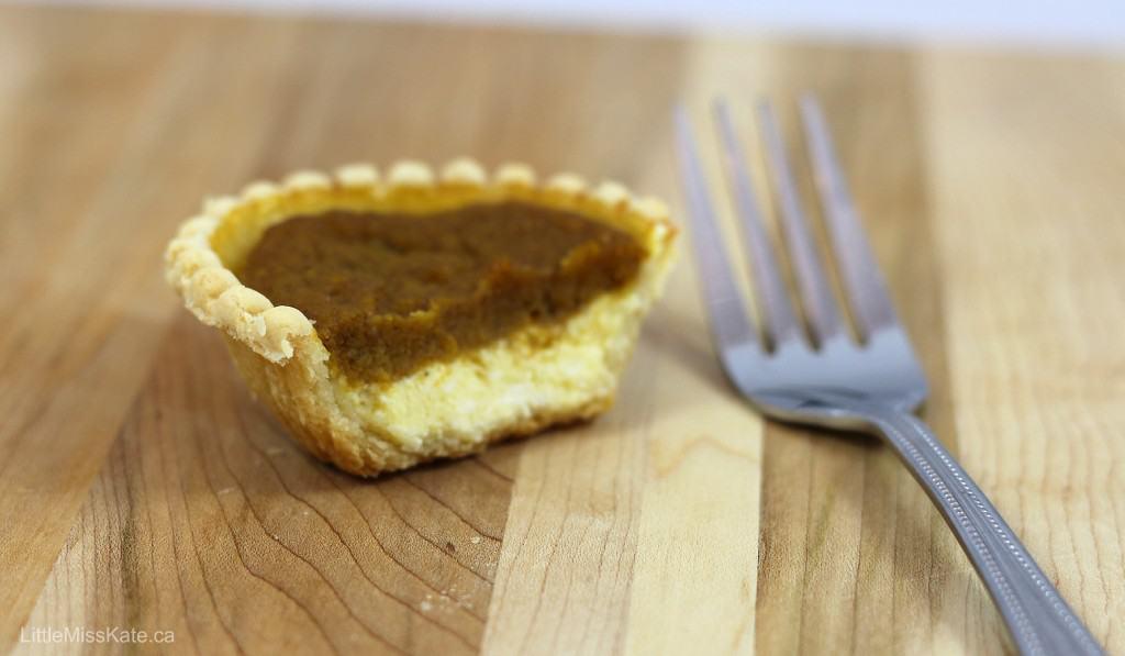 layered pumpkin pie recipe