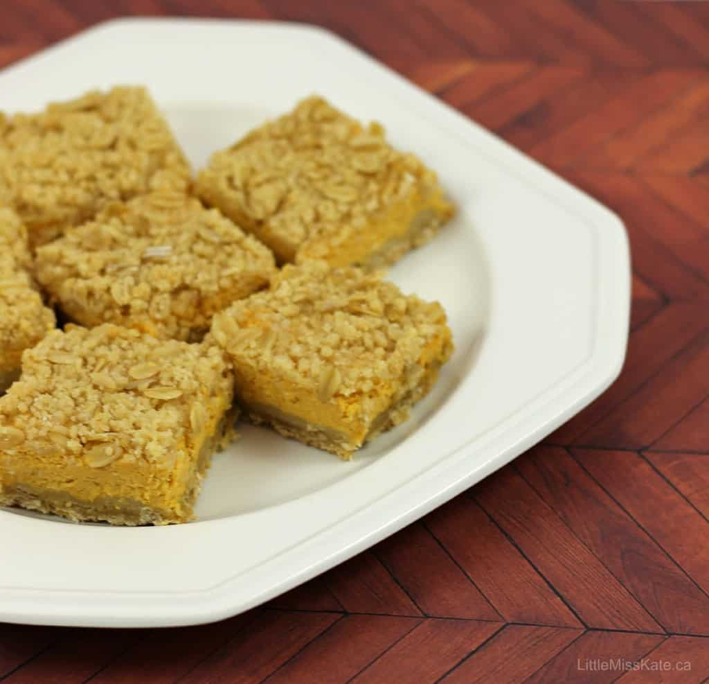 pumpkin recipes pumpkin bars