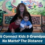 10 Tips to connect Kids and Grandparents (Near or Far) #ThankFall