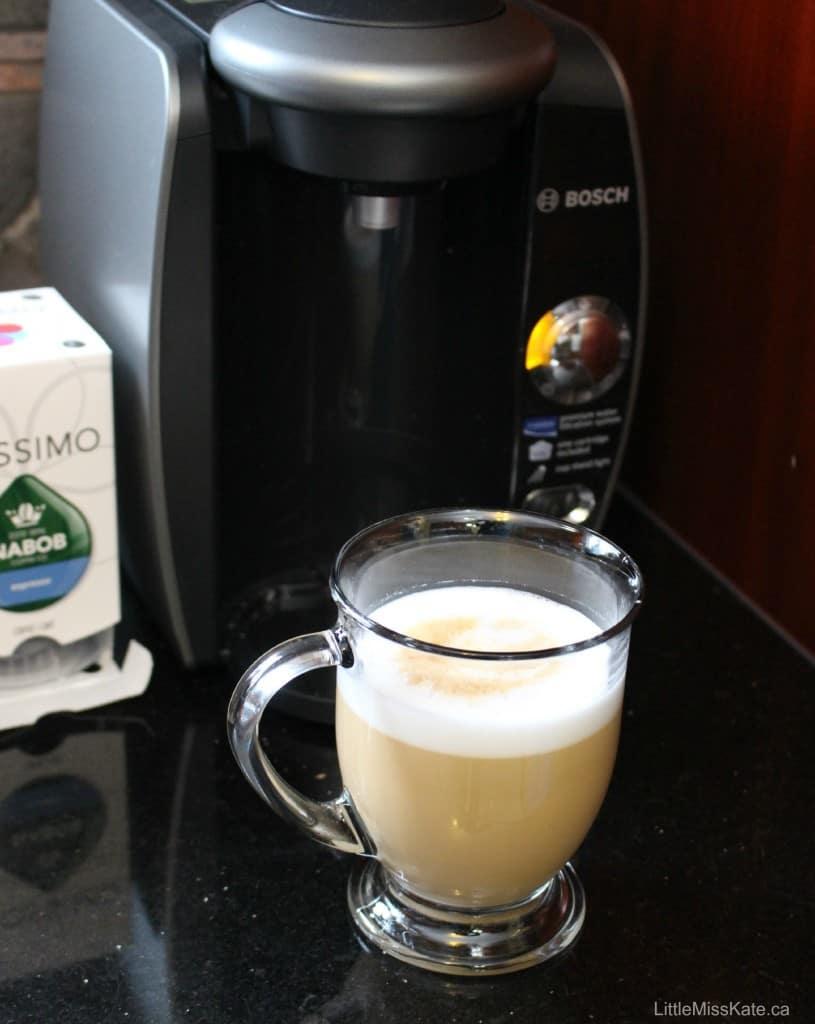 tassimo t65 cappuccino review