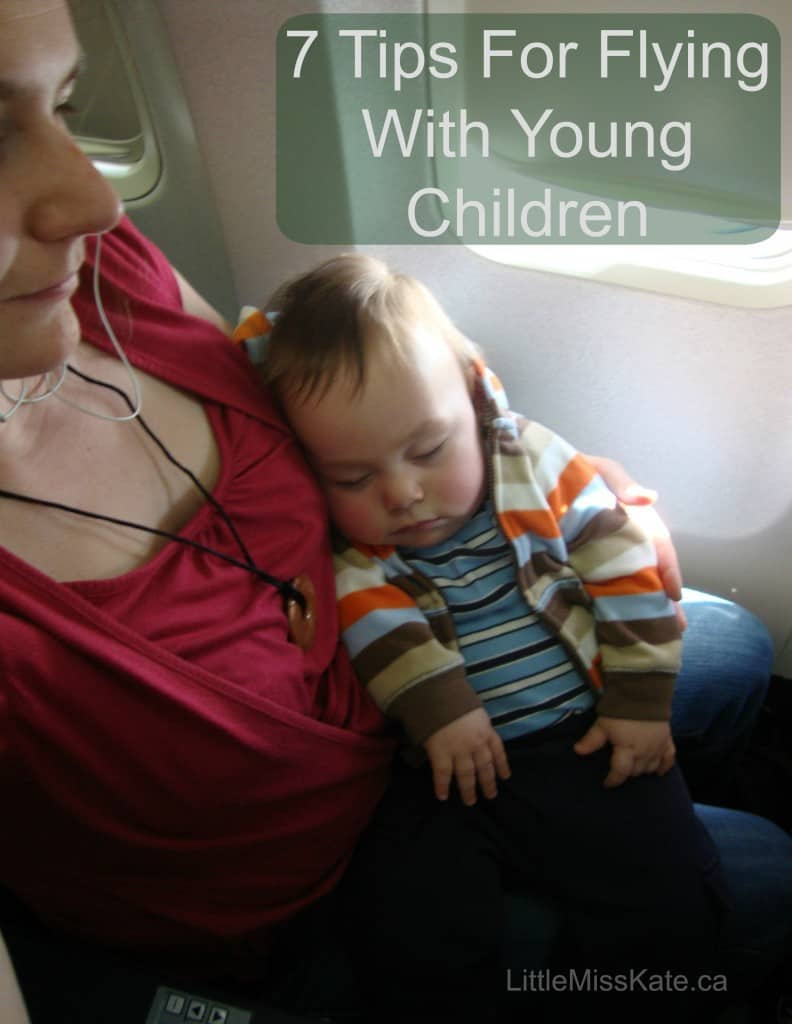 Tips-For-Flying-With-Young-Children