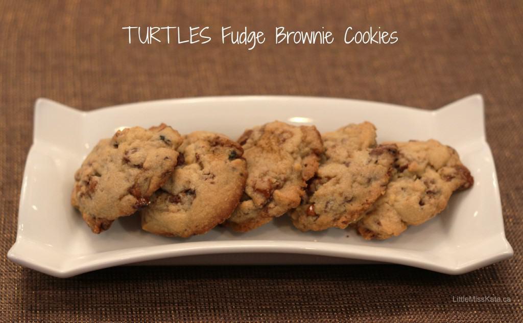 Turtles cookie recipe